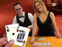 Live Casino Hold'em bij casino Casino