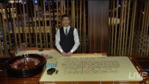VIP Live casino tafel