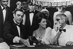 geschiedenis live casino