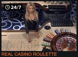Ontdek real casino roulette in het live casino