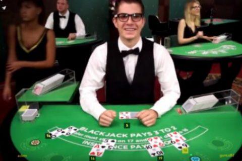 Zo hou je blackjack croupiers voor de gek
