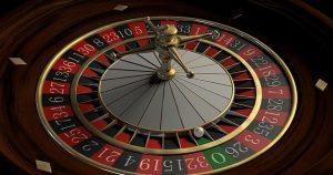 Er was tijdelijk geen bemanning aan de blackjack- en roulettetafels