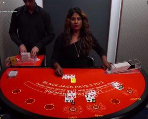 Ontdek live blackjack