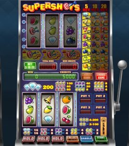 Dief portemonnee jackpot casino Nijmegen