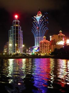 Macau versterkt positie als casinostad met enorme brug