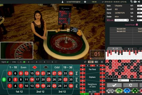 Spel review gratis live roulette SA Gaming