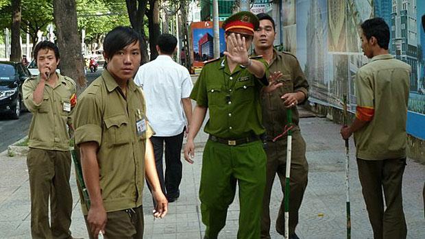 Politie in Vietnam pakt 380 Chinezen op wegens illegaal goknetwerk