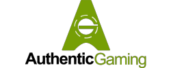 authentic gaming logo 250x100