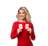 livecasino.nl lady in red