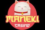 livecasino.nl review Maneki casino logo