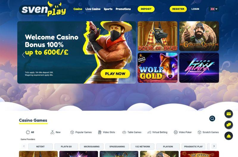 livecasino.nl svenplay homepage screenshot september 2020 b
